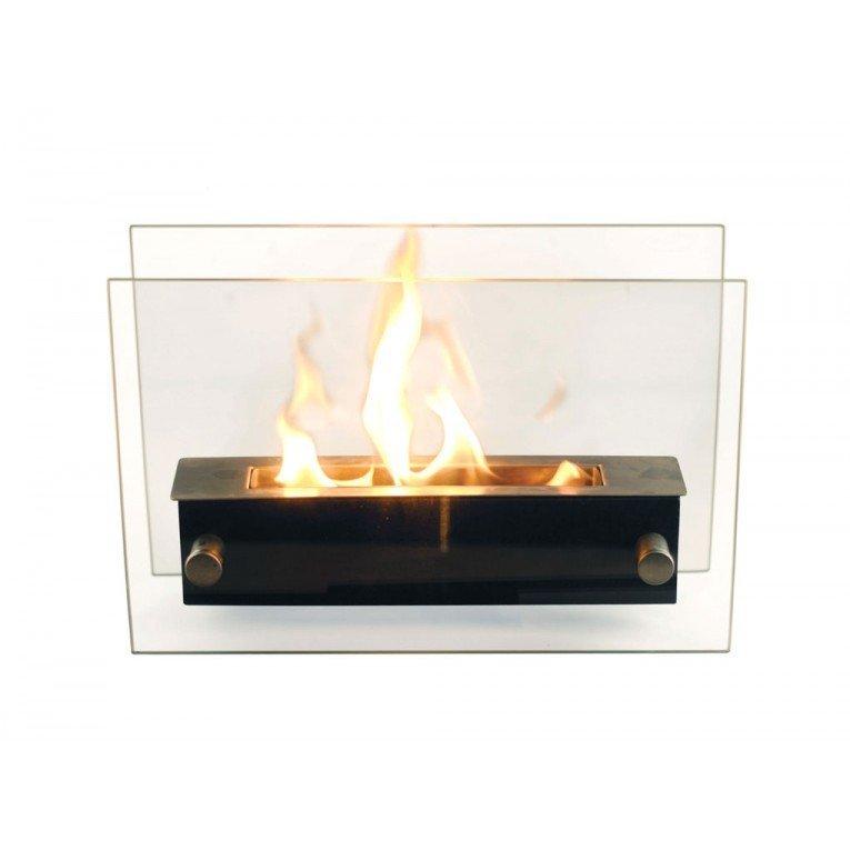Chemin e bio ethanol nyx cristal hera de purline chemin e - Pare feu cheminee ...