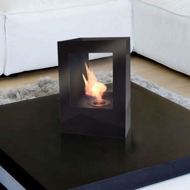 chemin e bio ethanol de table design et moderne. Black Bedroom Furniture Sets. Home Design Ideas