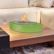 Argos G de Purline® une cheminée bioéthanol de table design de forme originale.