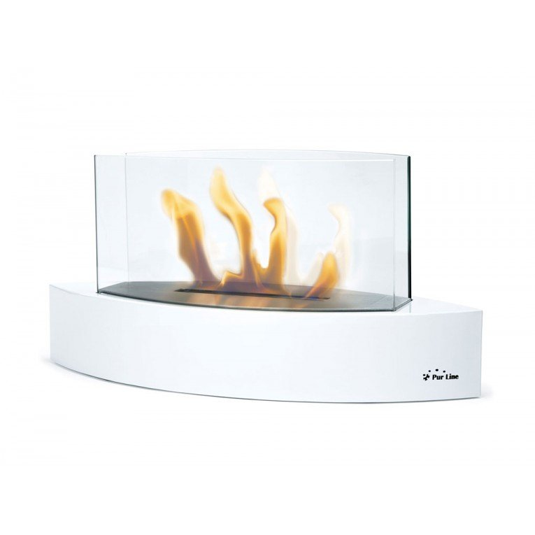amaltea a bioethanol fireplace table modern design amaltea a superb bio - Cheminee De Table Ethanol