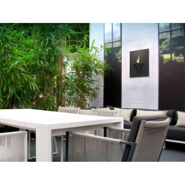 chemin e bio thanol afrodita de purline au design moderne et original. Black Bedroom Furniture Sets. Home Design Ideas
