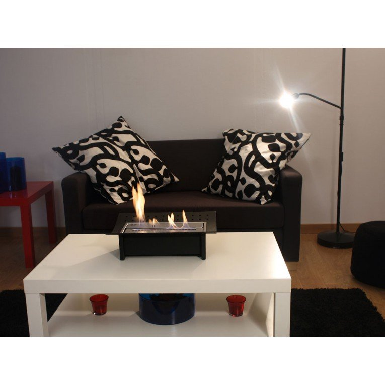 chemin e bio ethanol tf03 de purline chemin e de table. Black Bedroom Furniture Sets. Home Design Ideas