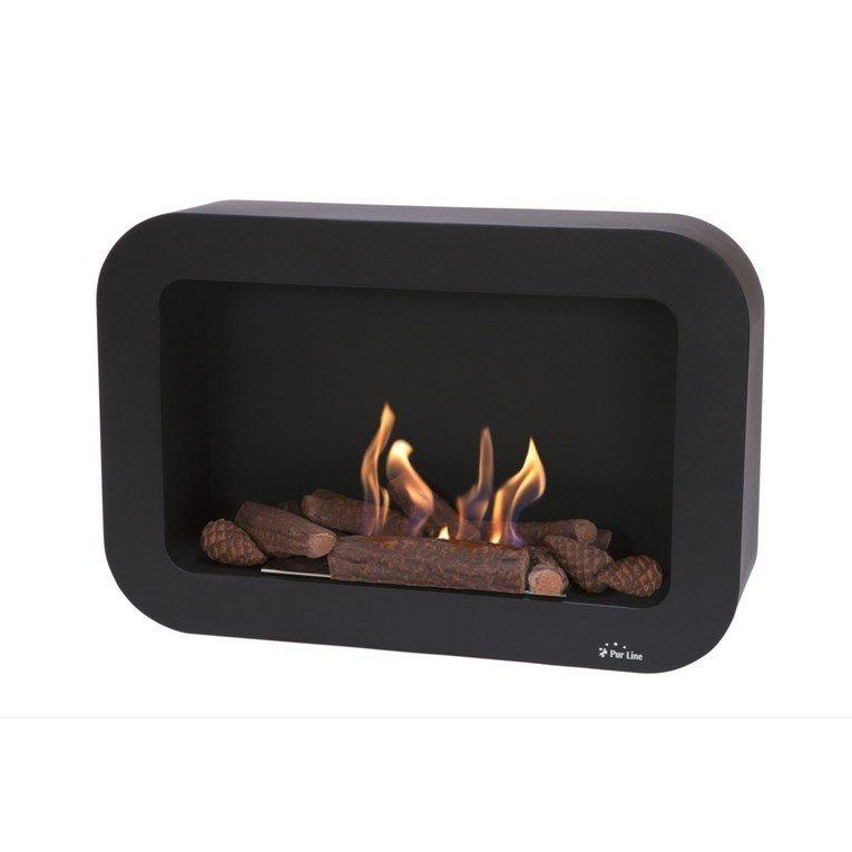 Kore Wall Bioethanol Fireplace In Contemporary Style BioChemin E