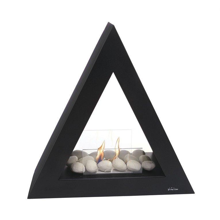 chemin e de sol pyramidale talia b de purline ouverte des deux c t s. Black Bedroom Furniture Sets. Home Design Ideas