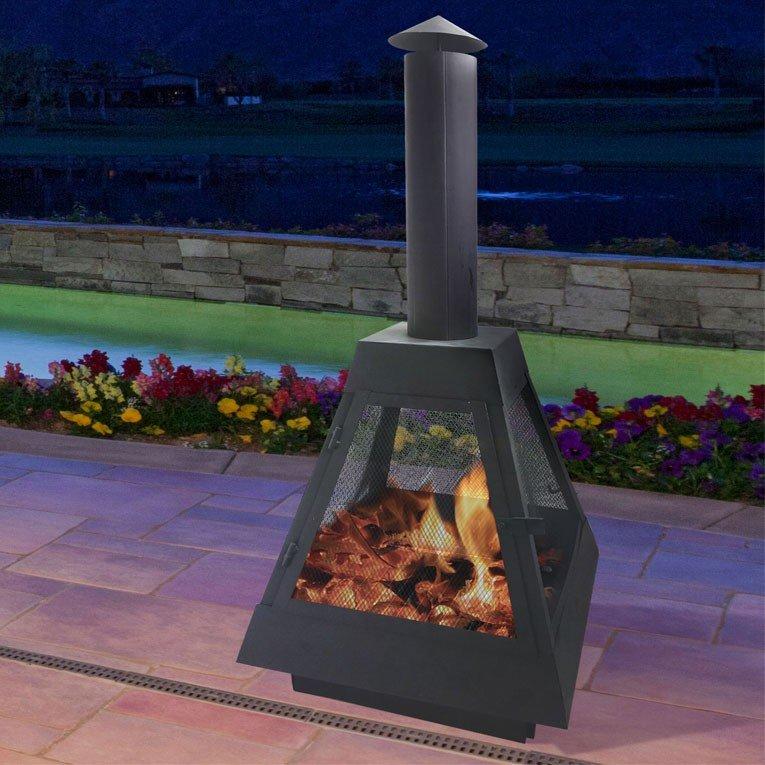 Bien connu EFP10 Barbecue extérieur avec cheminée d'évacuation des fumées. KZ01