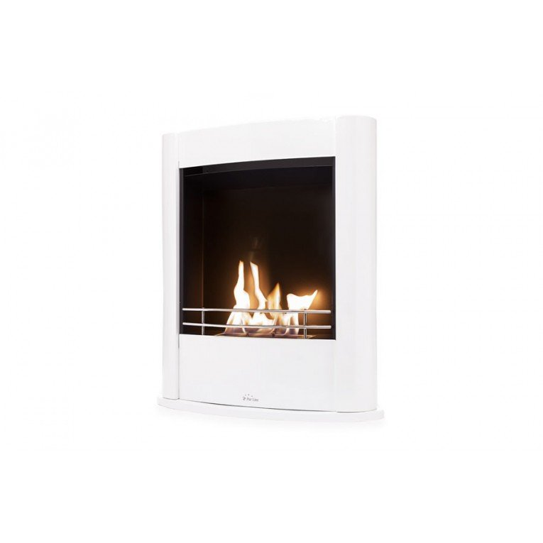 Tantalo By Purline Bio Ethanol Floor Fireplace Style And Efficiency Biochemin E
