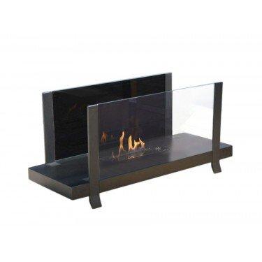 chemin e de sol hermes de purline ouverte des deux c t s. Black Bedroom Furniture Sets. Home Design Ideas