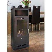 Hermes, poêle a bois bio-éthanol Purline® une cheminée poêle a bois.