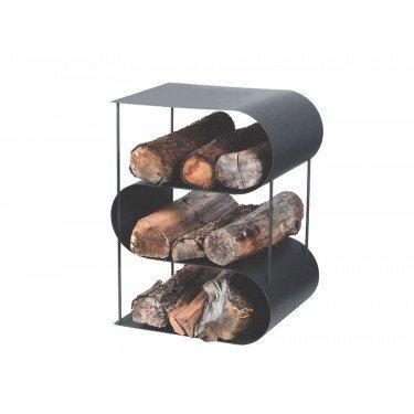panier de transport de bois design. Black Bedroom Furniture Sets. Home Design Ideas