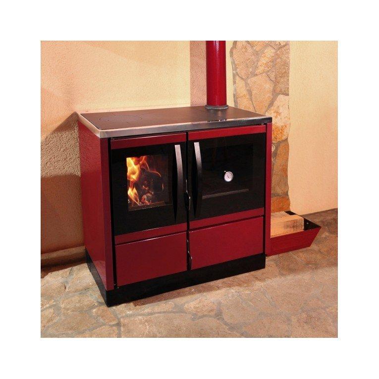 rubina caldera de purline une cuisini re a bois moderne. Black Bedroom Furniture Sets. Home Design Ideas