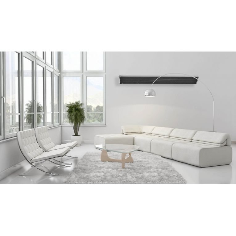 chauffage de terrasse infrarouge sans lumi re 1500 watts hottop casatherm biochemin e. Black Bedroom Furniture Sets. Home Design Ideas