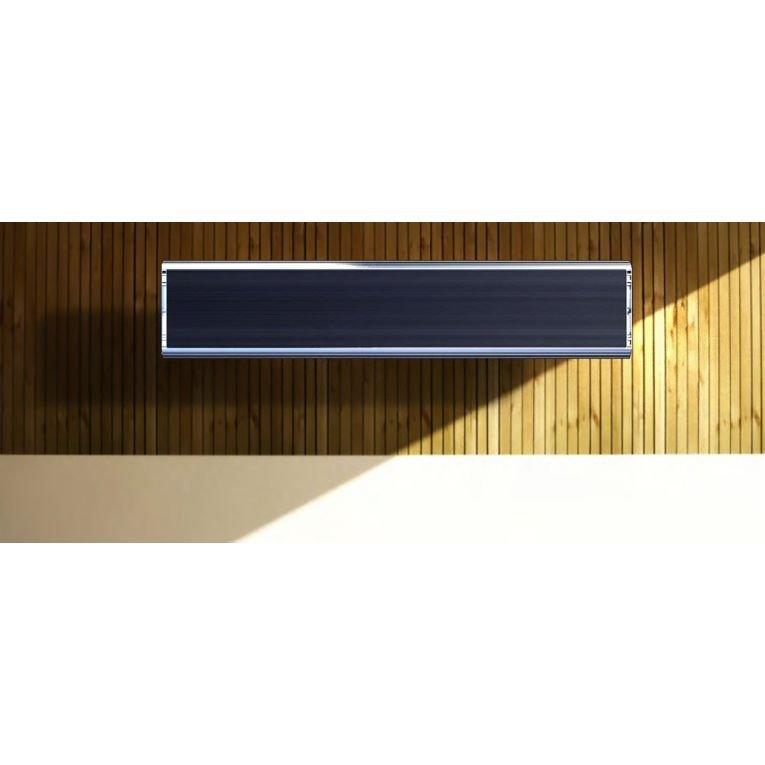 heatpanel de casatherm un chauffage infrarouge de terrasse ip 55. Black Bedroom Furniture Sets. Home Design Ideas