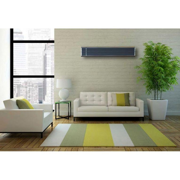 chauffage de terrasse infrarouge sans lumi re 1500 watts hottop casatherm biochemin e. Black Bedroom Furniture Sets. Home Design Ideas