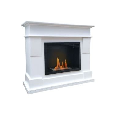 Tantalo by Purline® bio ethanol floor fireplace, style and efficiency!