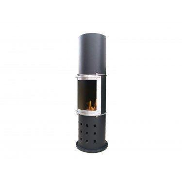 bestfire design po le au bio ethanol de purline une. Black Bedroom Furniture Sets. Home Design Ideas