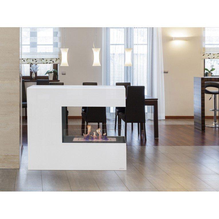cheminee ethanol au sol. Black Bedroom Furniture Sets. Home Design Ideas