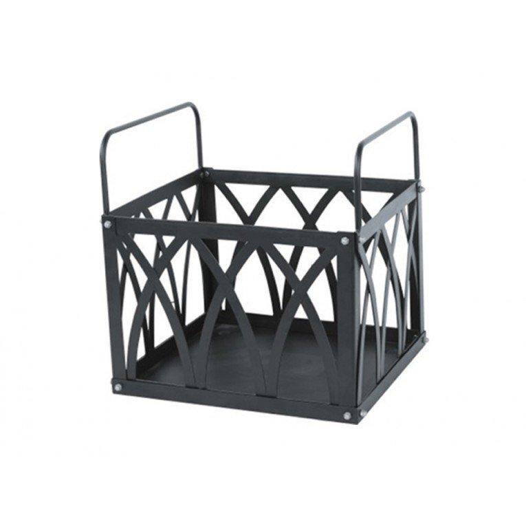 Panier de transport de bois design - Panier a buches design ...