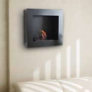 BestBio AF-BB, enjoy a real fire flames, in an ultra modern fireplace!