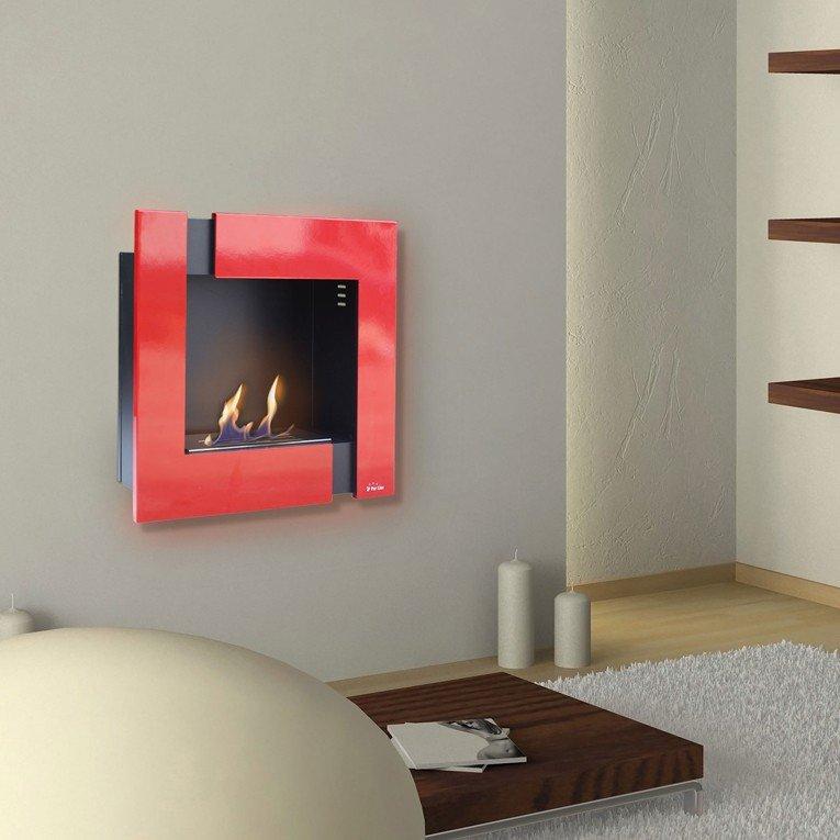 chemin e murale ariadna noir et rouge ultra moderne. Black Bedroom Furniture Sets. Home Design Ideas