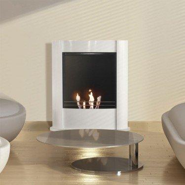 chemin e bioethanol tantalo une chemin e poser au sol moderne et puissante. Black Bedroom Furniture Sets. Home Design Ideas