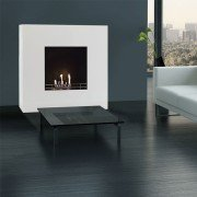 FEBE by Purline® bio ethanol floor fireplace, style and efficiency!