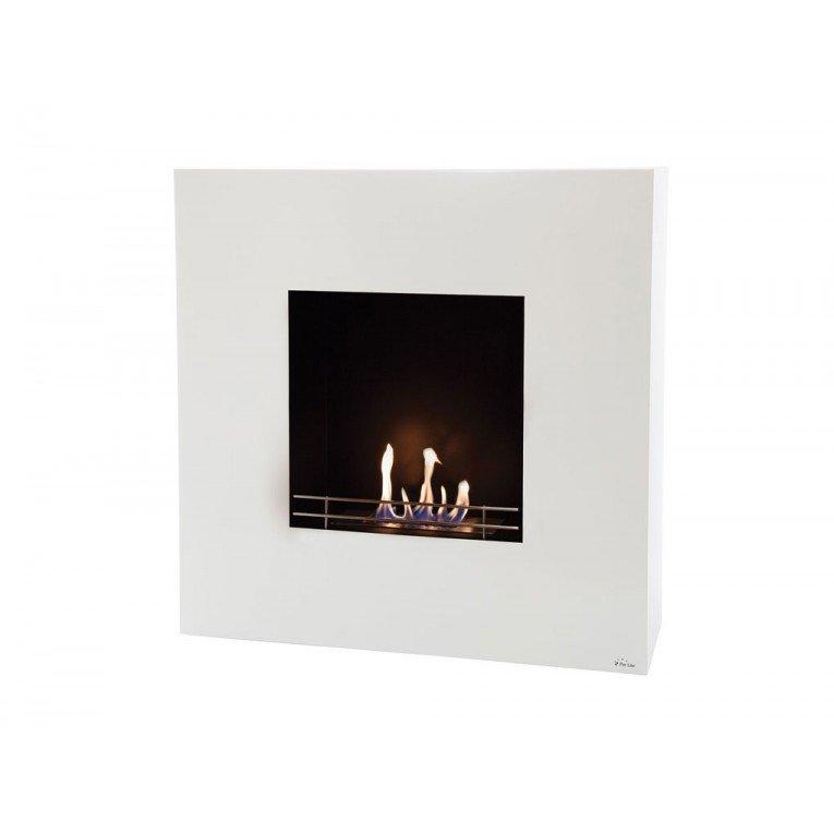 Febe By Purline Bio Ethanol Floor Fireplace Style And Efficiency Biochemin E