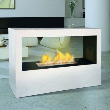 cheminee bio ethanol a poser au sol. Black Bedroom Furniture Sets. Home Design Ideas