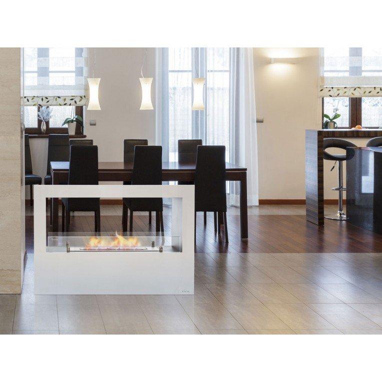 chemin e bioethanol febe une chemin e poser au sol moderne et puissante. Black Bedroom Furniture Sets. Home Design Ideas