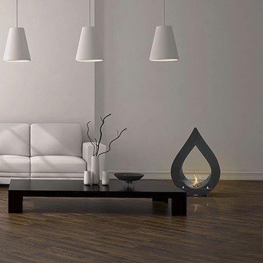Floor Fireplaces
